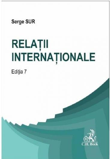 Relatii internationale - Ed. 7