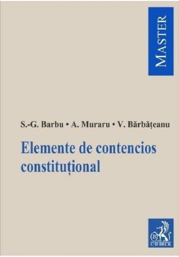 Elemente de contencios constitutional