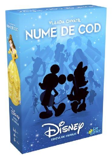 Joc - Nume de Cod Disney