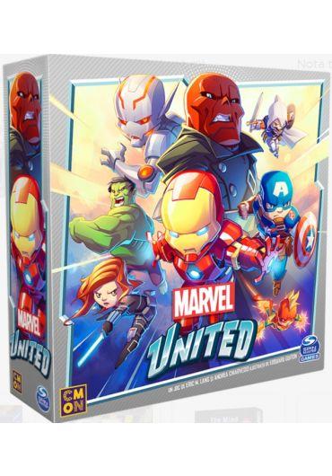 Joc - Marvel United