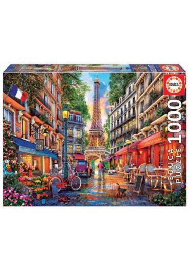 Puzzle 1000 piese Paris, Dominic Davison