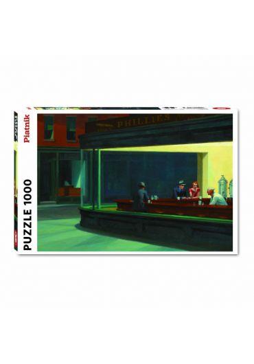 Puzzle 1000 piese Edward Hopper - Nighthawks