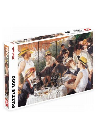 Puzzle 1000 piese Renoir - Boating Party