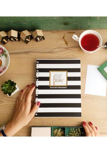 Wedding Planner - Agenda de nunta Lady Cozac