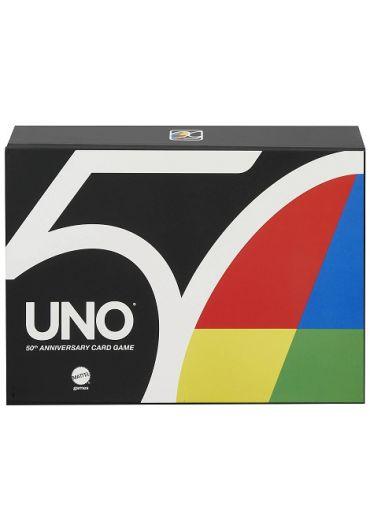 Carti de joc Uno 50th Anniversary