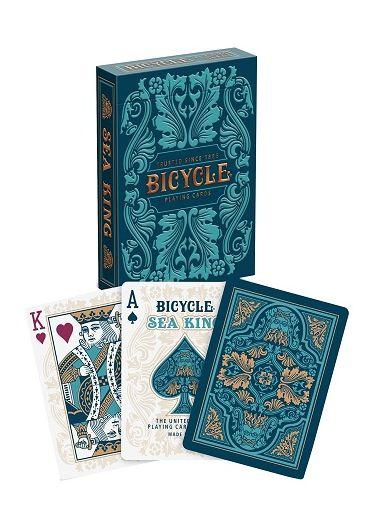 Carti de joc Bicycle Sea King