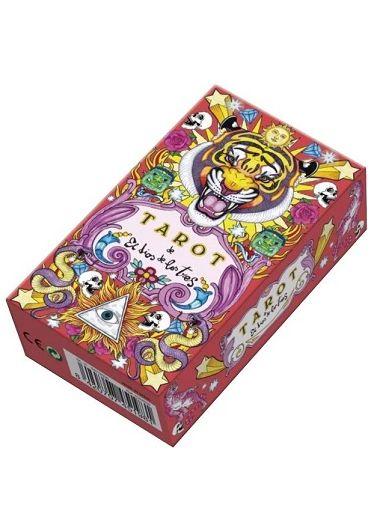Carti de Tarot El Dios de Los Tres
