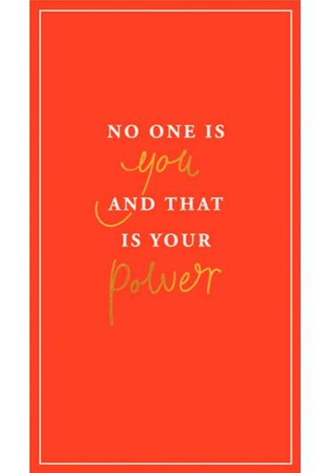Felicitare - That Is Your Power