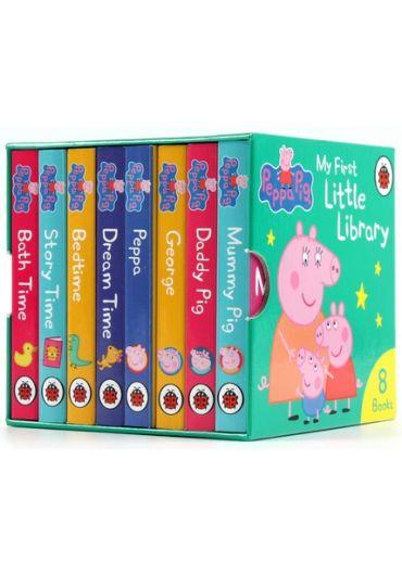 Peppa Pig - My best little libtrary (8 books)