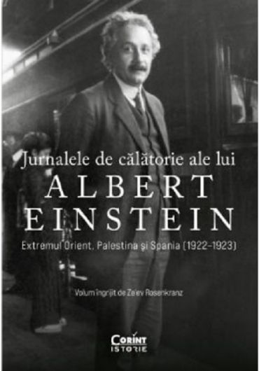 Jurnalele de calatorie ale lui Albert Einstein