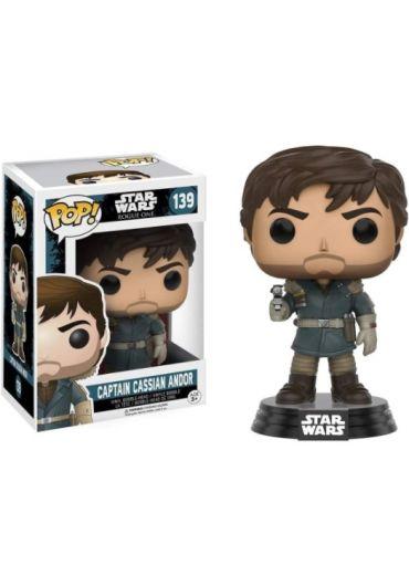 Figurina Funko Pop! Star Wars - Rogue One - Captain Cassian Andor