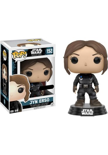 Figurina Funko Pop! Star Wars - Rogue One - Jyn Erso