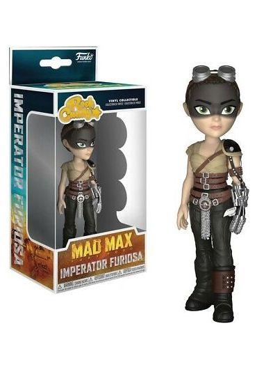 Figurina Funko Rock Candy! Mad Max - Fury Road - Imperator Furiosa