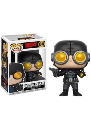 Figurina Funko Pop! Hellboy - Lobster Johnson