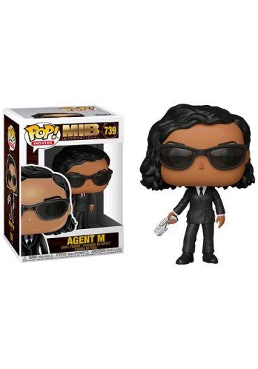 Figurina Funko Pop! Men in Black International - Agent M