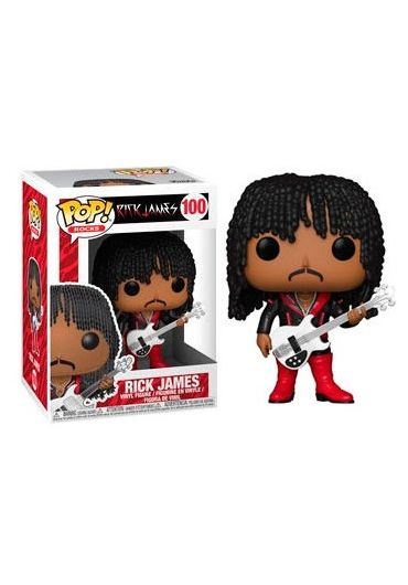 Figurina Funko Pop! Rick James - SuperFreak