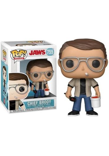 Figurina Funko Pop! Jaws - Chief Brody