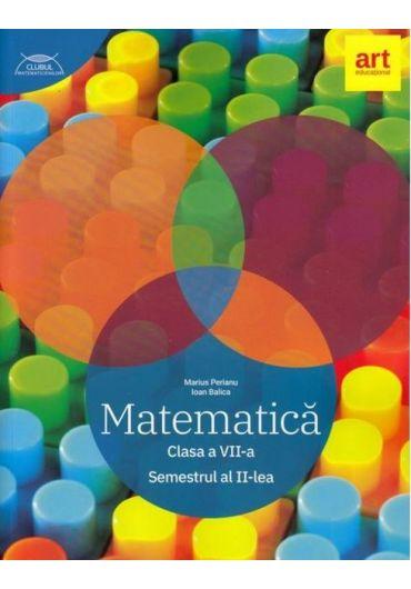 Matematica, clasa a VII-a, sem. II