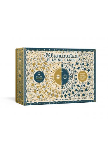 Carti de joc Illuminated
