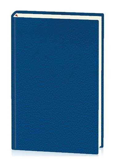 Agenda A5 datata Basic 2022 - Albastru