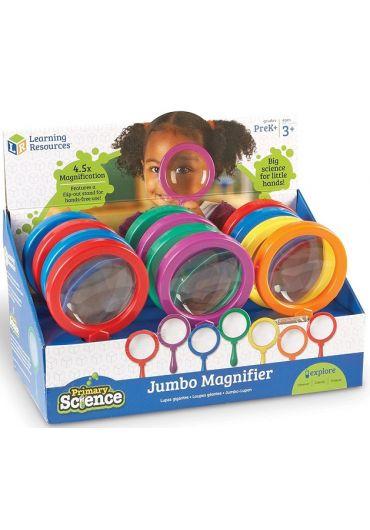 Lupa Jumbo Magnifier