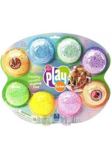 Spuma de modelat Playfoam(TM) - Set 8 culori