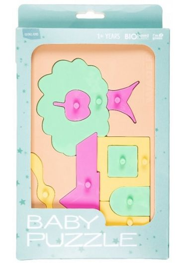 Jucarie - Puzzle-ul copilasilor - Casuta