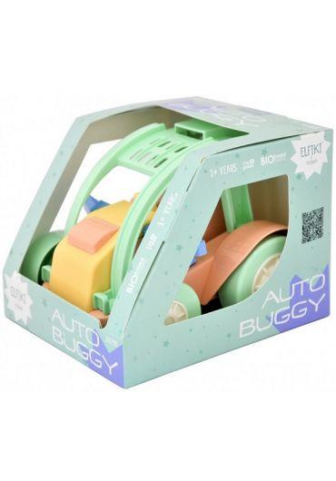 Jucarie - Buggy Car Orange/Green/Blue