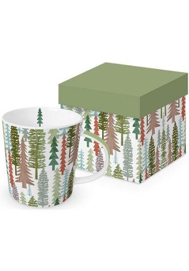 Cana portelan - Forest Trend Xmas