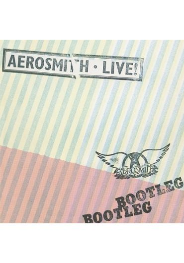 Aerosmith - Live! Bootleg - LP