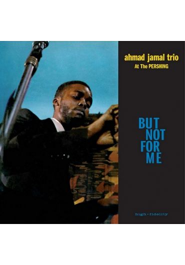 Ahmad Jamal Trio - But Not for Me - LP