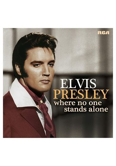 Elvis Presley - Where No One Stands Alone - LP