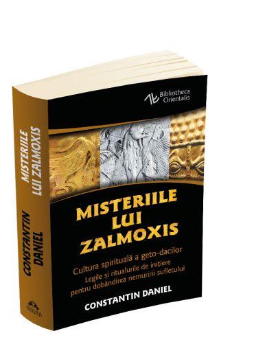 Misteriile lui Zalmoxis - Cultura spirituala a geto-dacilor - Legile si ritualurile de initiere pentru dobandirea nemuririi sufletului