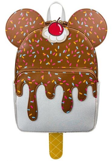 Rucsac - Mickey Mouse Ice Cream - Popsicle Cherry