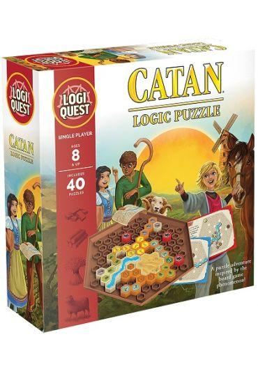 Catan - Logic Puzzle