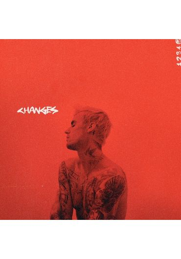 Justin Bieber - Changes - LP