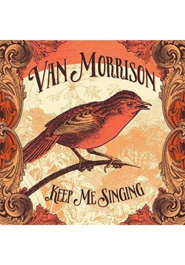 Van Morisson - Keep me Singing - LP