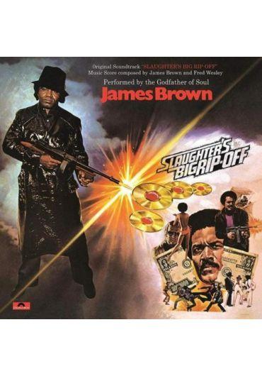 James Brown - Slaughter's Big Rip-Off - LP