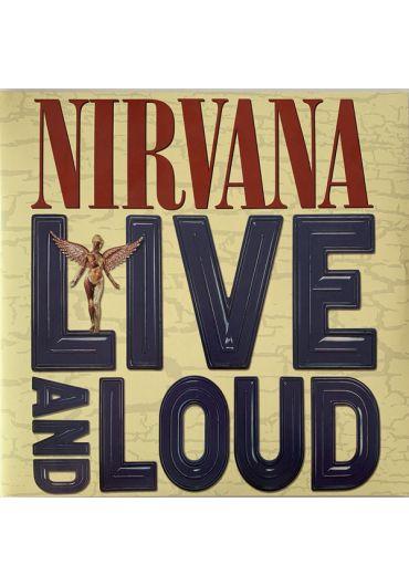 Nirvana - Live And Loud - LP