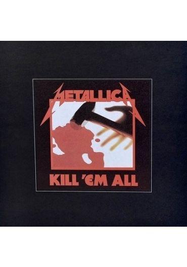 Metallica - Kill 'Em All (Deluxe Edition Box Set) - LP+CD+DVD