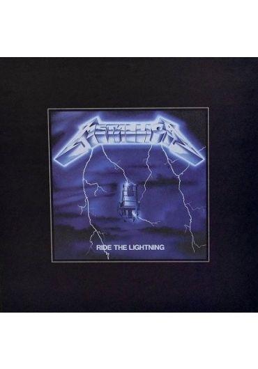 Metallica - Ride The Lightning (Deluxe Edition Box Set) - LP+CD+DVD