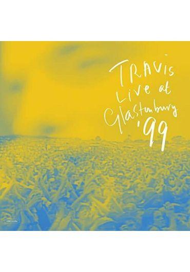Travis - Live At Glastonbury '99 - LP