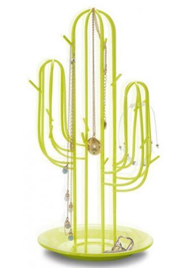 Suport pentru bijuterii - Cactus Green