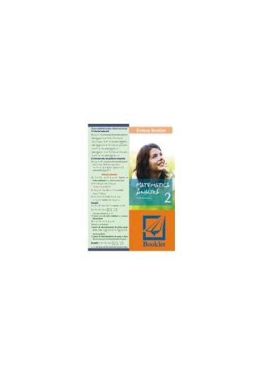 Sinteze Booklet's 2 Analiza
