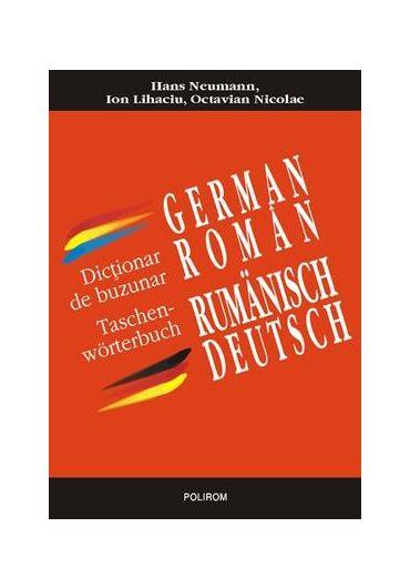 Dictionar de buzunar german-roman / roman-german