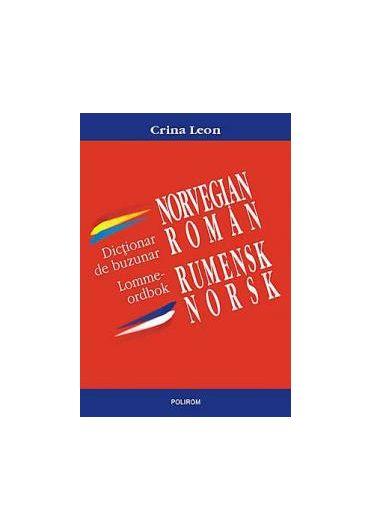 Dictionar de buzunar norvegian-roman / roman-norvegian