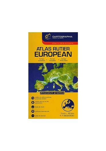 Atlas rutier. Europa