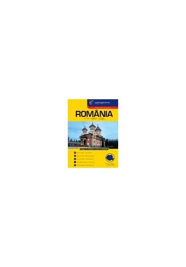 Atlas rutier. Romania