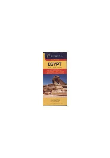 HARTA RUTIERA EGIPT