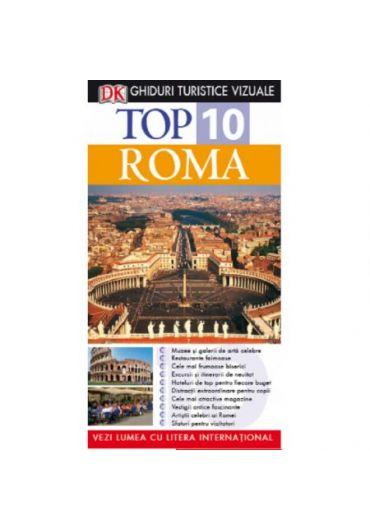 TOP 10 Roma. Ghiduri turistice vizuale